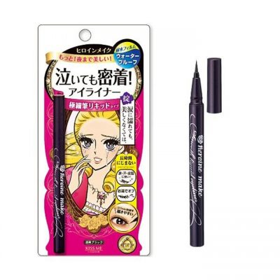 Kẻ Mắt Nước Kiss Me Heroine Make Smooth Liquid Eyeliner Imochi