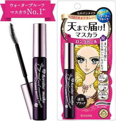 Mascara Kiss Me Isehan Heroine Make Long & Curl Imochi