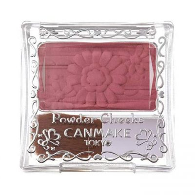 Phấn Má Hồng Canmake Powder Cheek Antique Rose PW41